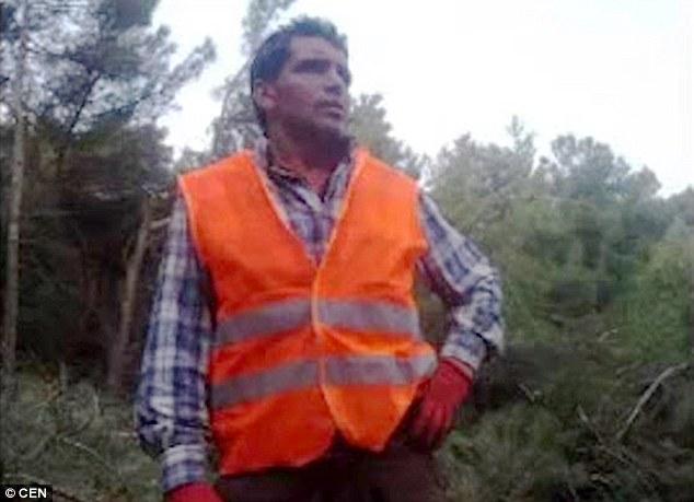 Ramazan Kavakalan, vítima do ataque após brincar com seu amigo. Foto: Reprodução / Daily Mail