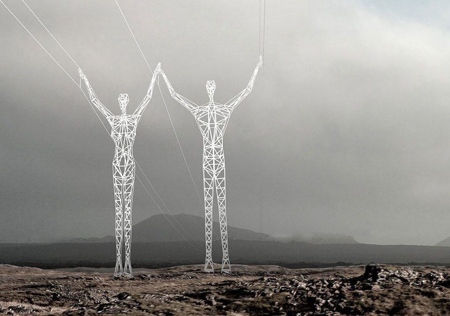 torres-de-transmissao-eletrica-na-Islandia_02