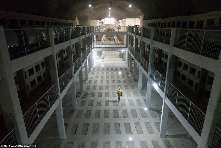 Jerusalém: cemitério subterrâneo abrigará 23.000 corpos