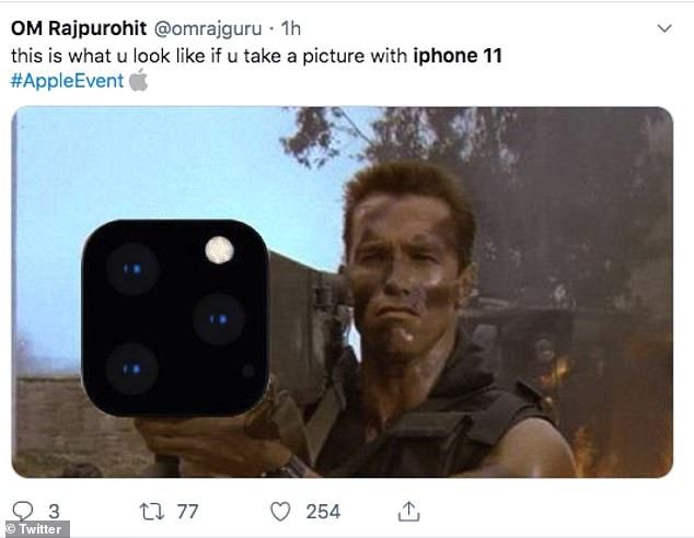 Iphone 11 é ridicularizado por sua câmera - 07