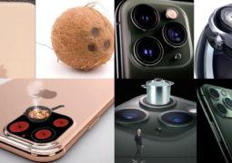 Iphone 11 é ridicularizado por sua câmera - CAPA